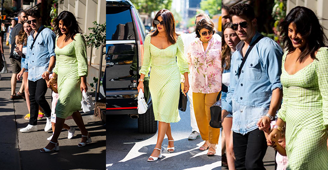 Nick Jonas and Priyanka Chopra head out to New York for a mini vacay with family, see pics
