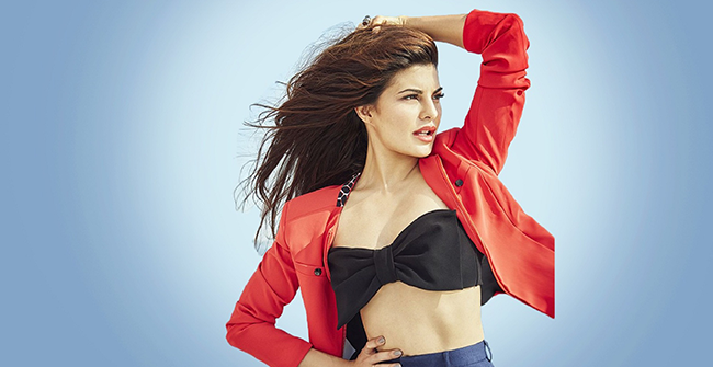 Jacqueline Fernandez turns up the temperature ahead of her birthday as poses on a beach, see pics