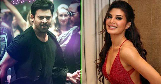 Revealed: The amount Jacqueline Fernandez asked for one song in Prabhas' Saaho movie