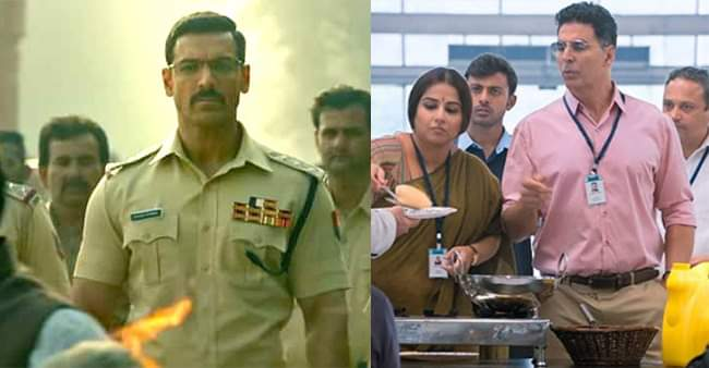 Box Office Collections: Mission Mangal crosses 40 cr mark, Batla House steady and up close