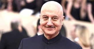 Anupam Kher says his biopic will be a Blockbuster, full of drama, romance, failure, success