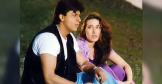Karisma Kapoor posts a throwback picture with SRK on frienship day and reminds us that Dil To Pagal Hai