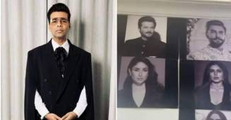 Watch: Karan Johar shares a prep video from 'Takht' featuring Ranveer Singh, Kareena Kapoor and others