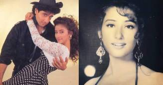 Take a trip down the memory lane with throwback pictures of Manisha Koirala