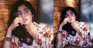 Janhvi Kapoor's latest pictures prove she is having the time of her life in New York, see pics