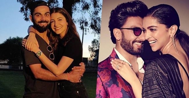 From DeepVeer to Virushka: 4 high profile celeb love stories that prove love knows no boundaries