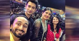Priyanka Chopra's video as she does dandiya with her co-star Rohit Saraf is unmissable