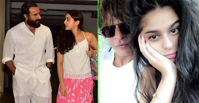 From Saif and Sara and to Chunky and Ananya: The father-daughter jodis we wish to see on screen