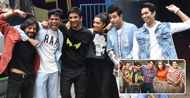 Chhichhore review: A gold old trip down the college life coupled with a few hiccups