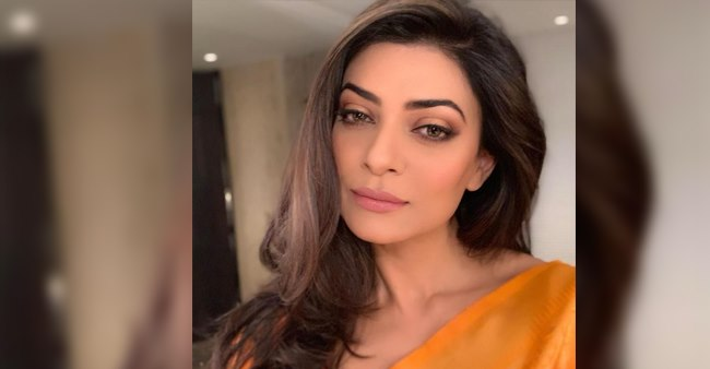 Sushmita Sen's gorgeous saree avatar and twirl video is conquering the internet, see pics