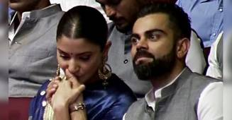 Virat Kohli and Anushka Sharma's evident affection for each other will leave you gushing at the couple
