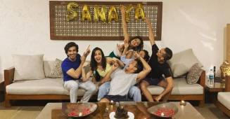 In Pictures: Sanaya Irani's Birthday Bash with beau Mohit Sehgal, BFF Drashti Dhami and more