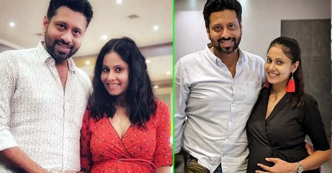 Chhavi Hussein pens an adorable message for hubby Mohit as she introduces her newborn son