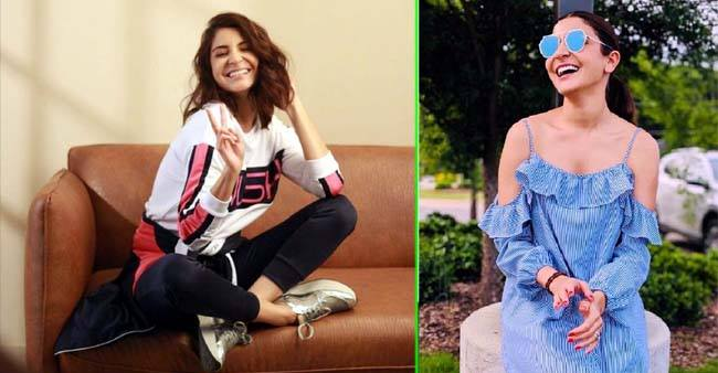 From athleisure to dresses, Anushka Sharma is the queen of casual dressing and we have proof, see pics