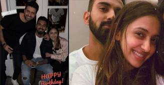 KL Rahul wishes 'BFF' Akansha Ranjan on her birthday and she has an equally adorable reply