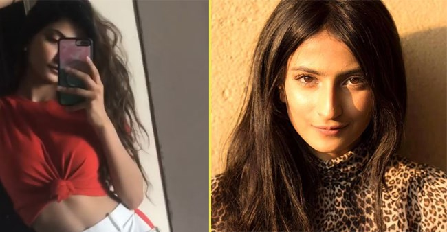 Shweta Tiwari's Daughter Palak Showing Off Abs in Her Latest Video