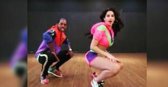 Nora Fatehi sizzles in latest video as she recreates her song Pepeta with choreographer Melvin Louis