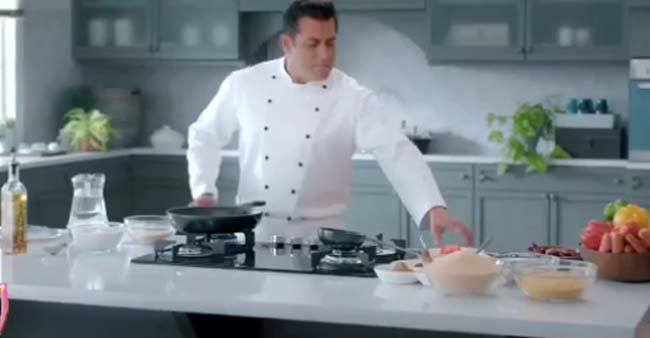Salman Khan turns into a chef for the latest series of promos for Big Boss season 13, watch video
