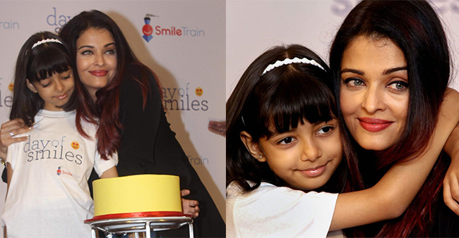 Awwdorable: The cutest pictures of Aishwarya Rai Bachchan