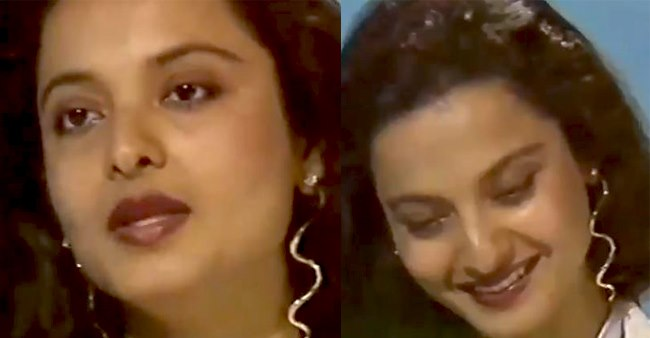 This Throwback video of Rekha singing 'Mujhe Tum Nazar Se' will brighten up your gloomy day