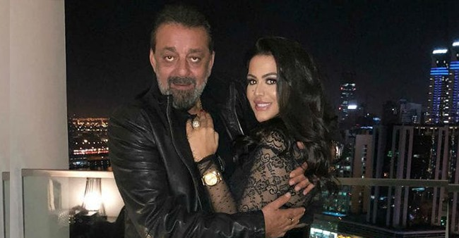 Sanjay Dutt's daughter Trishala plays down rumors of a rift between herself and her father