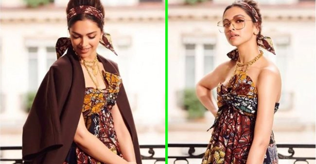 Deepika Padukone gives away Frida Kahlo vibes at the Paris Fashion Week 2019, see pics