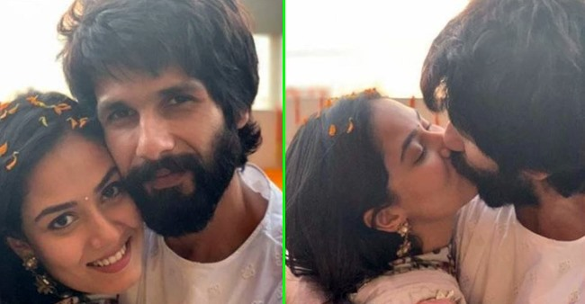 Shahid Kapoor talks about his wife Mira Rajput, the age gap between them, and more