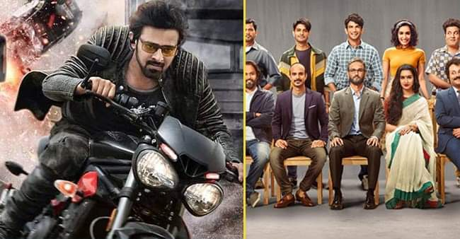 Box Office Collection: Saaho remains steady on Day 13, Chhichhore closes to 60 cr mark