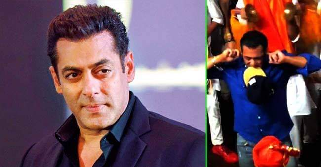 Watch: Salman Khan's jovial Visarjan dance with mom Salma Khan