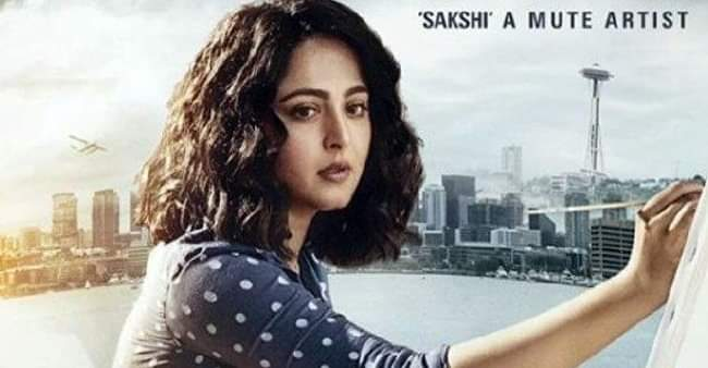 Anushka Shetty stars as a mute artist in astonishing first look of Nishabdam – Details Inside