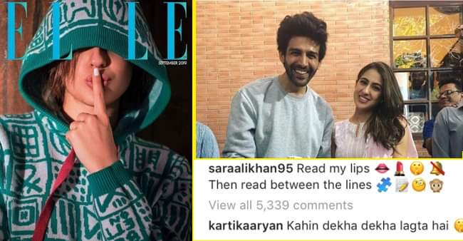 Kartik Aaryan and Sara Ali Khan's latest social media PDA on latter's pic will leave you gushing