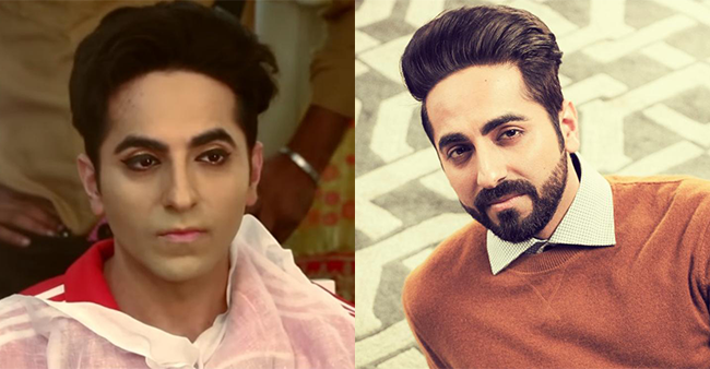Watch: Ayushmann Khurrana shares the video of his transformation to Puja in next flick Dream Girl