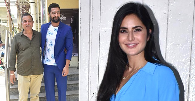 Vicky Kaushal's parents reaction on rumors of link up between Katrina and Vicky