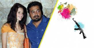 Kalki Koechlin wishes her ex-husband Anurag Kashyap on his birthday in the most intriguing way