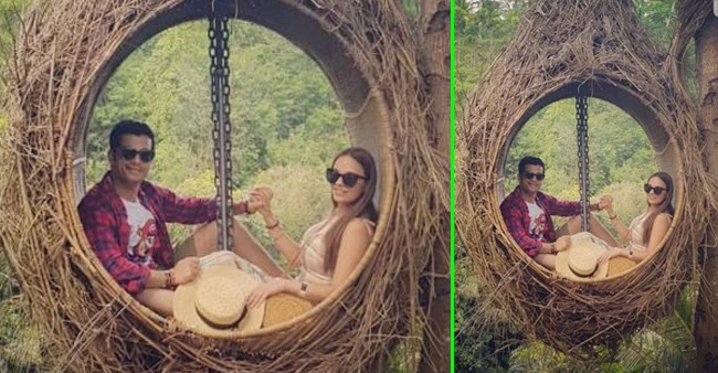 Ssharad Malhotra and wife Ripci open up about their Karwa Chauth plans, Deets Inside