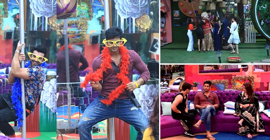 Bigg Boss 13: Sidharth Shukla & Paras Chhabra will dance to impress in-house guest Karishma Tanna