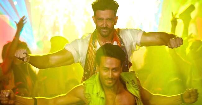 Box Office Collection: Hrithik Roshan and Tiger Shroff film 'War' earns 74 crores in two days