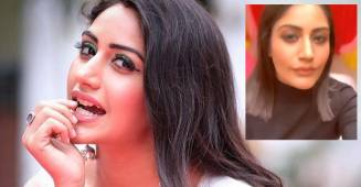 Watch: Viral video of Surbhi Chandna's dancing on Punjabi songs from the sets of Sanjivani 2