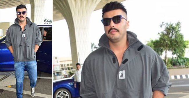 Arjun Kapoor just stepped out wearing a pair of 'dirty' sneakers worth 40k – Details Inside
