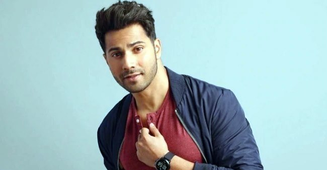 Watch: A sweet gesture by Varun Dhawan as steps out of his car to cut cake with a fan on his birthday