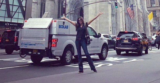 Sushmita Sen gives travel goals with gorgeous pictures from her New York getaway