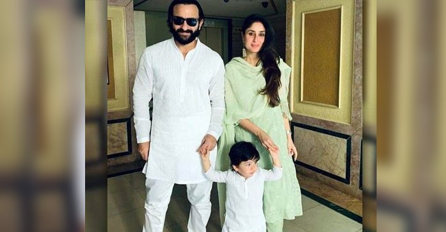 Kareena Kapoor Khan talks about her son Taimur, the family time they spend and much more
