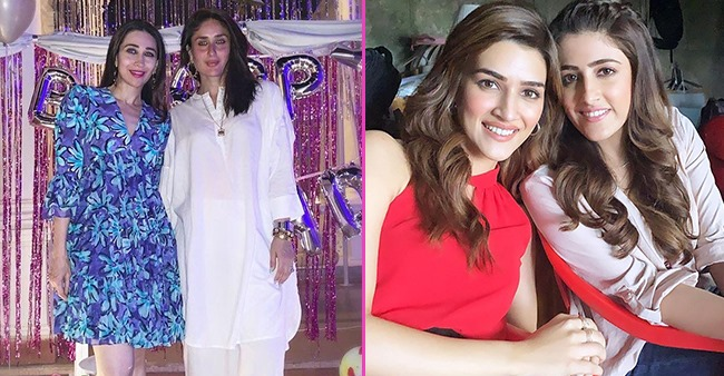 The sister jodis we want to see on the big screen, ft. Kareena, Karisma, Kriti, Nupur & more