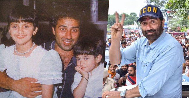 Sunny Deol Birthday Special: The lesser known love story of Pooja Deol and Sunny Deol