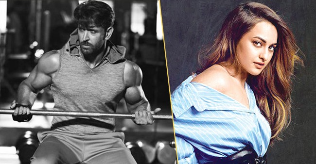 From Hrithik Roshan to Sonakshi Sinha, actors that have an inspirational weight loss journey