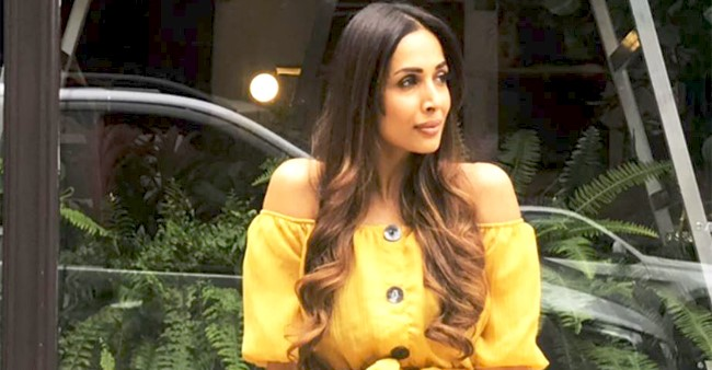 Malaika Arora's latest throwback picture has its worth in gold as she looks like a shining sun, see pic