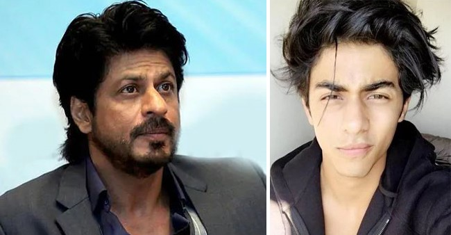 Shah Rukh Khan reveals that his son Aryan can't act but he is a damn good writer, Deets Inside