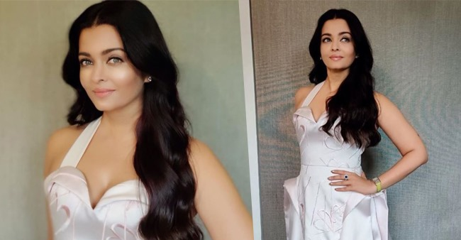 Aishwarya Rai Bachchan's latest photos in surreal white avatar will brighten up your day, see pics