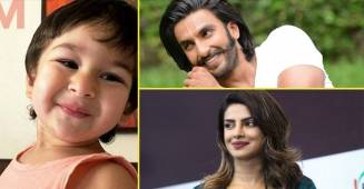 From Priyanka Chopra Jonas to Ranveer Singh, celebs that have showered love on Taimur Ali Khan