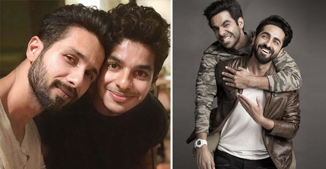 The best sibling pairs in Bollywood Industry right now, ft. Shahid & Ishaan, Parineeti & Priyanka